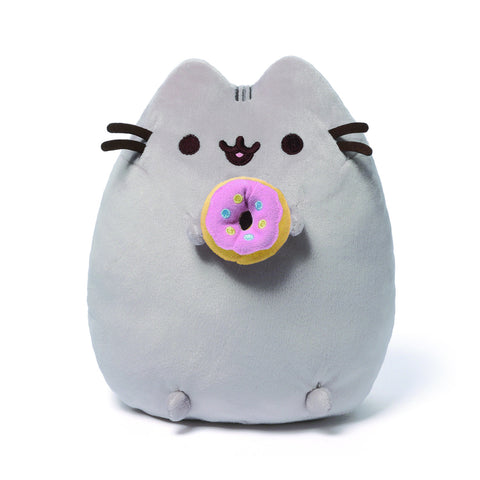 GUND Pusheen with Donut #4048871