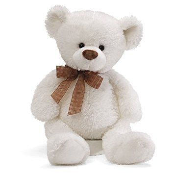 "GUND Plush Frosting White Bear 10"" #4034053"
