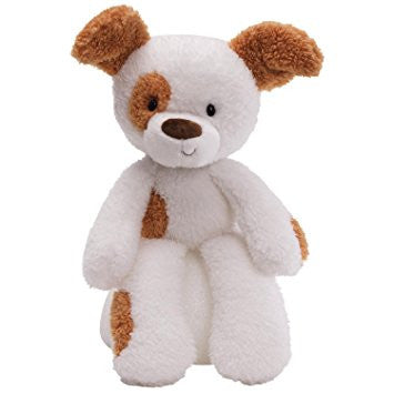 "GUND Fuzzy Spotted Dog - 13.5"" #4030297"