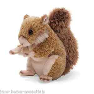 "Gund Gundimals Plush Squirrel Toy 8""  #4030310"