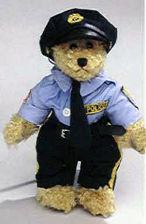 Dressed To Go Teddy Bear of the Month Club