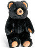 GUND Cubbins Plush Sitting Black  Bear - 18""