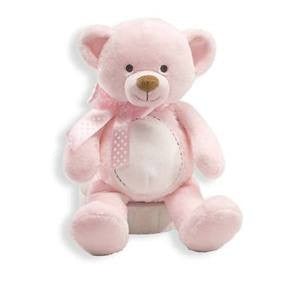 "GUND Honeypot Plush Musical Teddy Bear Pink - 12"" - NWT"