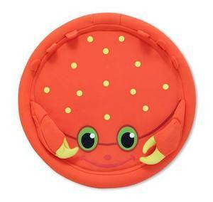 Clicker Crab Flying Disk - Melissa and Doug