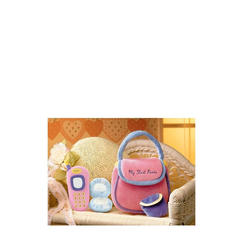 GUND Baby My First Purse Baby Toy
