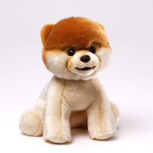 "GUND Plush ""BOO"" The World's Cutest Dog - 8"""