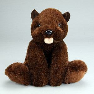 "Wilson Plush Beaver 16"" - Purr-Fection by MJC"