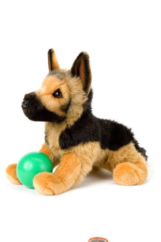 "General The Plush German Shepherd  - 16"" - Douglas Toys"