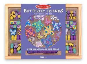 Butterfly Friends  Bead Set  - Melissa and Doug
