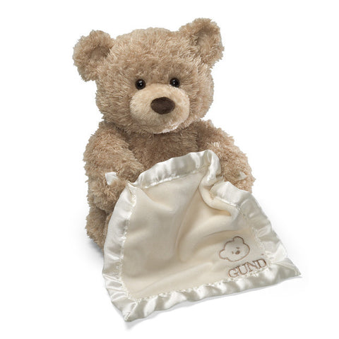 GUND Peek A Boo Interactive Teddy Bear - 11.5""