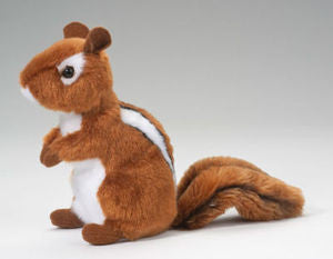 Tilly the  Plush Chipmunk  - Douglas Cuddle Toys - 6""