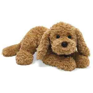 "GUND Plush Muttsy Tan Stuffed Dog - 14"" #4030272"