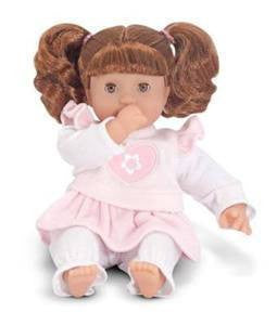"Brianna 12"" Baby Doll by Melissa and Doug - NWT"