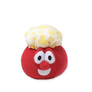 Veggie Tales Bob The Tomato  Bath Toy - GUND - 4""
