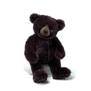 "GUND Matisse Plush Brown Bear - 14"" - Ages 1+"