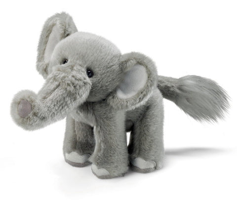 Russ Plush Elephant Toy  With Sound  7""