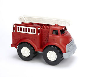 Green Toys Fire Truck - Child Safe - Earth-Friendly - NWT