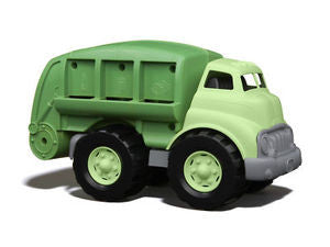 Green Toys Recycling Truck - Child Safe - Earth-Friendly - NWT