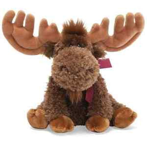 "GUND Maple Moose Plush christmas Toy - 6""  - NWT #320730"