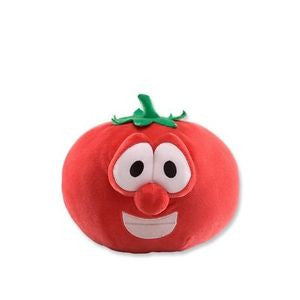 Veggie Tales Bob The Tomato Plush Toy - GUND NWT