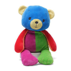 GUND Baby Brights Colorfun Teddy Bear - 13""