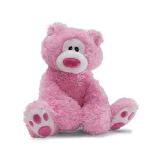 GUND Susan G. Komen Philbin Plush Pink  Teddy Bear - 12 Inches - 4031031