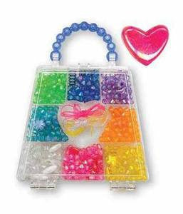 Rainbow Crystals  Bead Set  - Melissa and Doug #4270 - Ages  4+