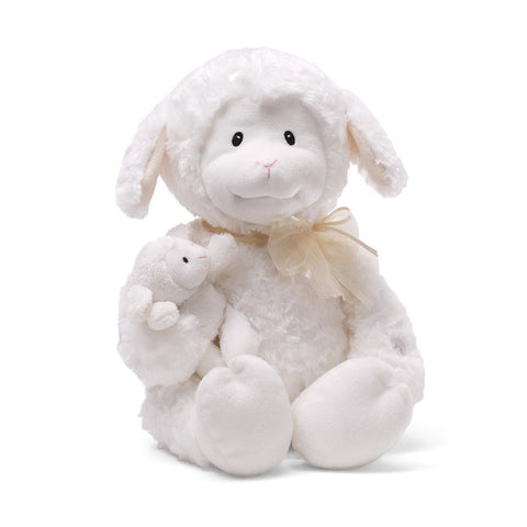 Gund Fun Nurserytime Lamb -  Recites Nursery Rhymes
