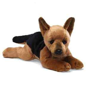 GUND Gundimals Plush German Shepherd  Dog  - 13.5""