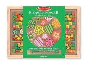 Flower Power  Bead Set  - Melissa and Doug