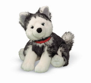 GUND Plush Siberian Husky Dog  - 8""