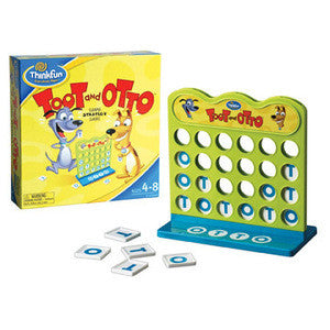 Thinkfun Toot and Otto Strategy Game