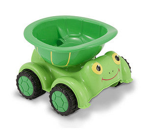 Tootle Turtle Dump Truck  - Melissa and Doug
