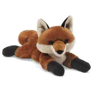 "GUND Gundimals Plush Fox  Beanbag Toy - 8"" - 4030305"