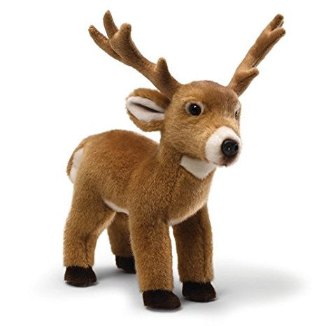 "Gund Plush Antler the Reindeer 9"" #4037017"