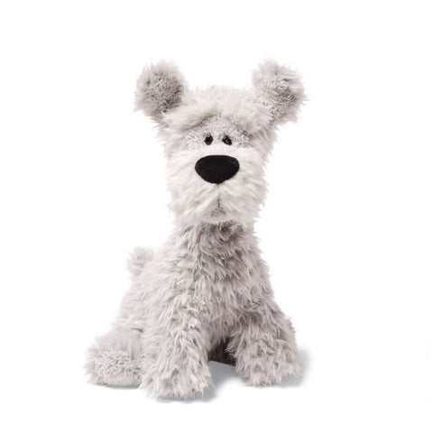 "Gund Plush Bentley Wir Hair Terrier Dog 11.5"" #320585"
