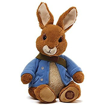 Gund Plush Peter Rabbit 11.5 #4042617