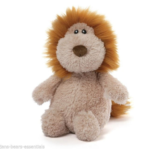 "GUND  Talkiez Talking Stuffed Lion 7"" #4050565"