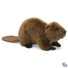 "Gund Gundimals Plush Beaver Toy 8""  #4034180"