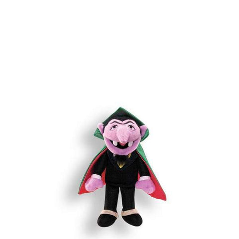 "Gund Sesame Street Plush The Count Finger Puppet 5.5"" #319692"
