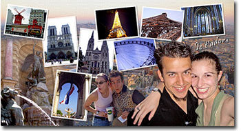 Photo Collage Jigsaw Puzzle