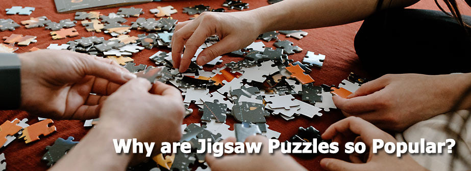 Jigsaw Puzzles from your photos