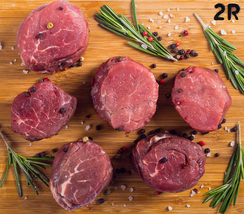 Wellborn 2R All Natural Premium Quality Beef