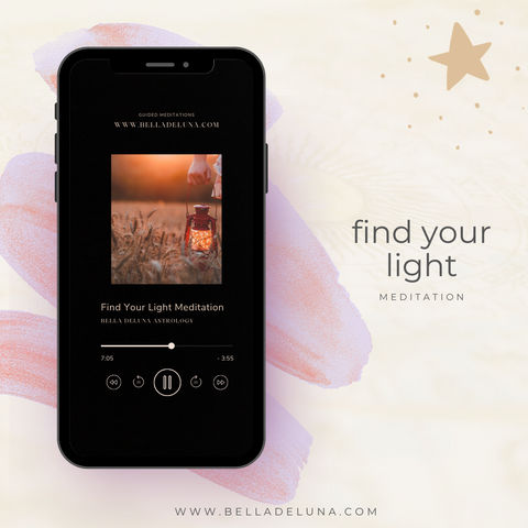 find your light guided meditation