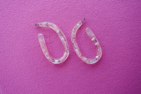 Soft Forms Hoops