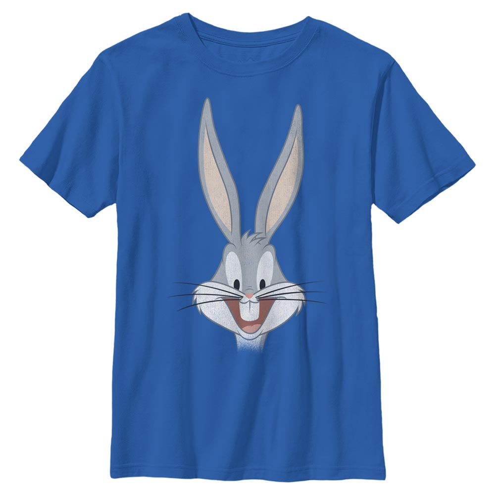 Bugs Bunny Big Face Kids' T-Shirt from Looney Tunes