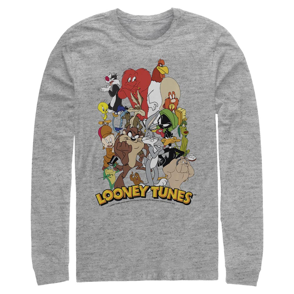 Looney Tunes Characters Long Sleeve Tee from Looney Tunes