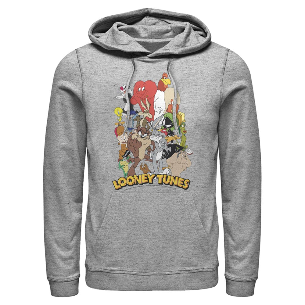 Looney Tunes Characters Hoodie from Looney Tunes