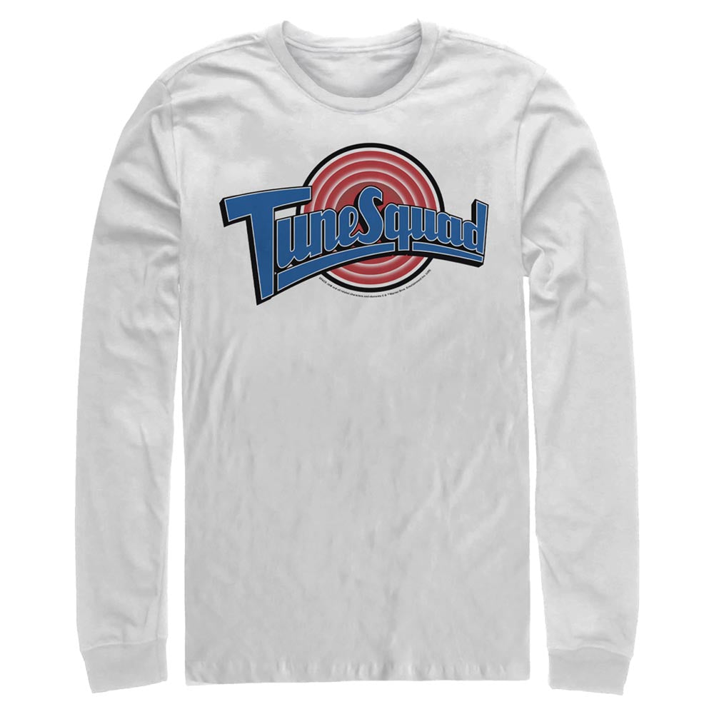Tune Squad Logo Long Sleeve Tee from Space Jam