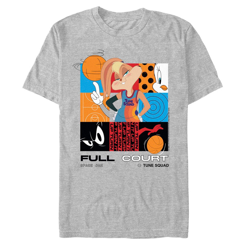 Lola Bunny Full Court T-Shirt from Space Jam: A New Legacy